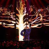 Jamala (Ucrania) en el Festival de Eurovisión 2016