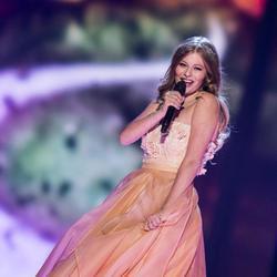 ZOE, de Austria, en el Festival de Eurovisión 2016