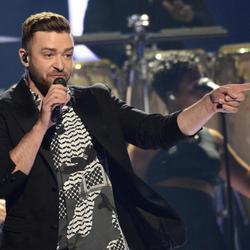 Justin Timberlake en Eurovisión 2016