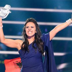 Jamala, ganadora de Eurovisión 2016 por Ucrania