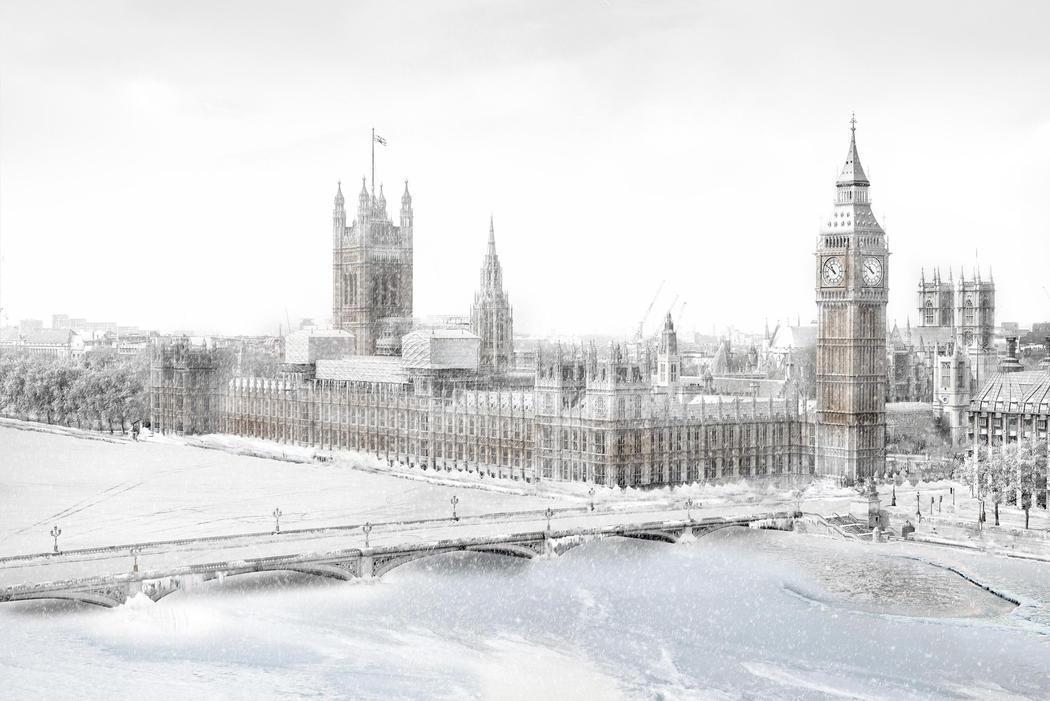 El frío invierno de Londres