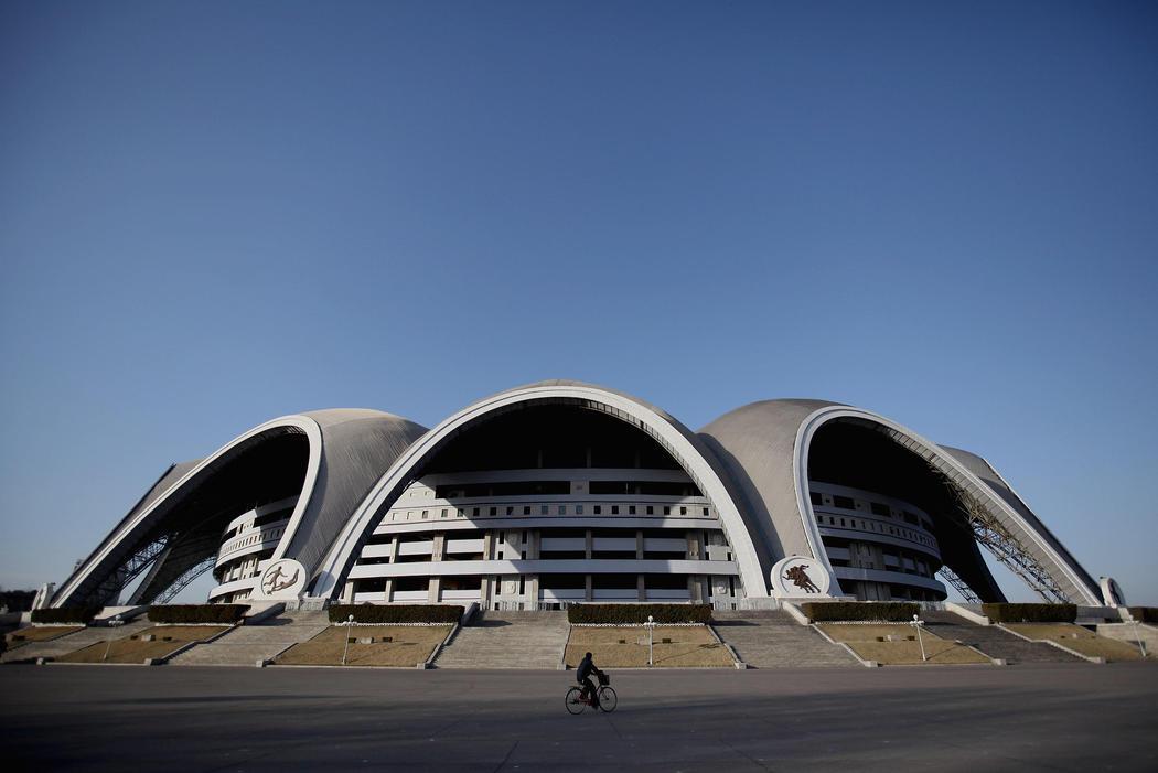 El estadio más grande del mundo