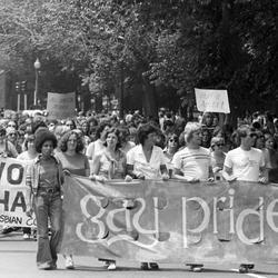 Boston se manifiesta por el Orgullo en 1970