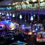 Unidades de emergencia acuden a Atatürk