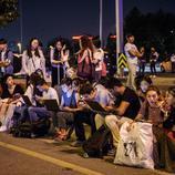 Los pasajeros esperan novedades en Atatürk