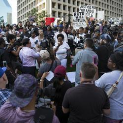 Tiroteo en Dallas durante las protestas por la brutalidad policial