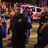 La policía toma el control tras producirse los primeros disparos