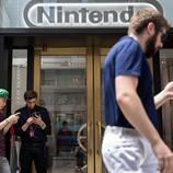 Pokémon Go en la Nintendo Flagship Store de Nueva York