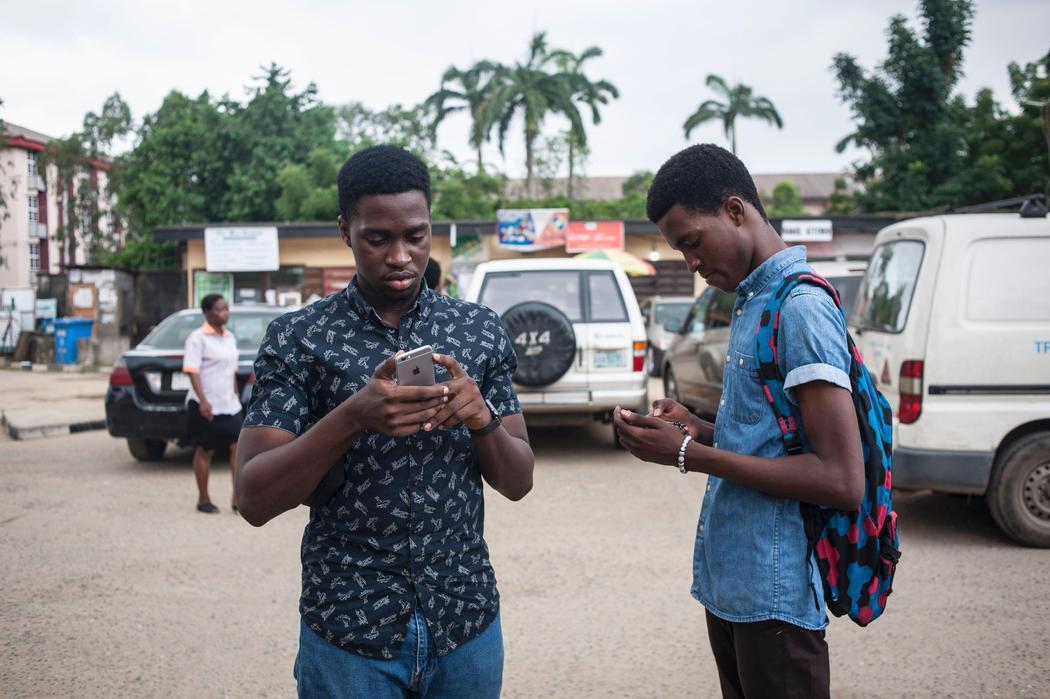 La fiebre Pokémon Go llega hasta Nigeria