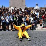 La fiebre por 'Pokémon Go' también llega a Roma