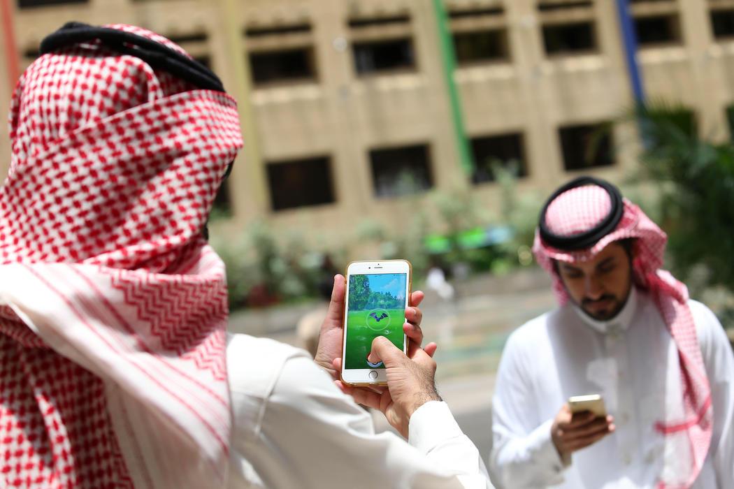 'Pokémon Go' invade Arabia Saudí