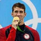 Phelps vuelve a hacer historia