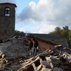 El terremoto de Italia en imágenes