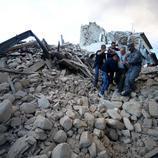Cuatro localidades destrozadas
