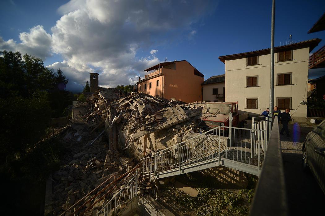 Un terremoto que se ha sentido en Roma