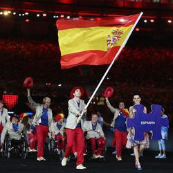 La ceremonia de inauguración de los Juegos Paralímpicos de Río 2016, en imágenes