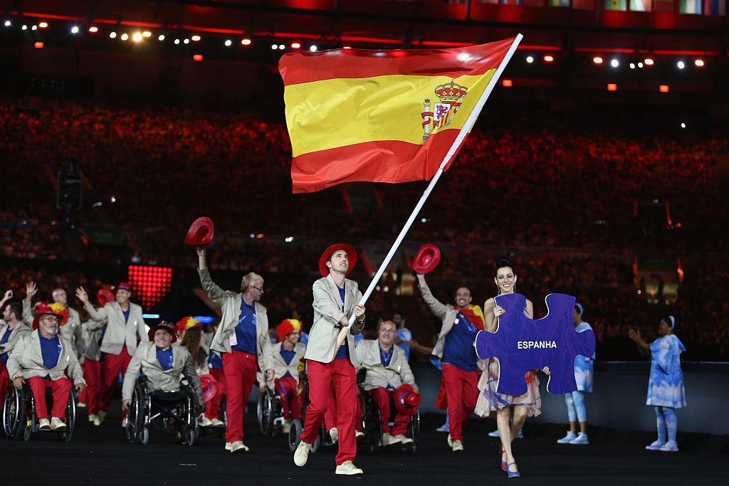 España en los Juegos Paralímpicos