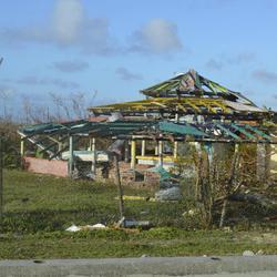 El huracán Irma en imágenes
