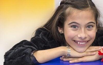 La aventura de Melani García en Eurovisión Junior 2019 con 'Marte'