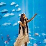 Melani y su sorprendente voz durante el primer ensayo de Eurovisión Junior 2019