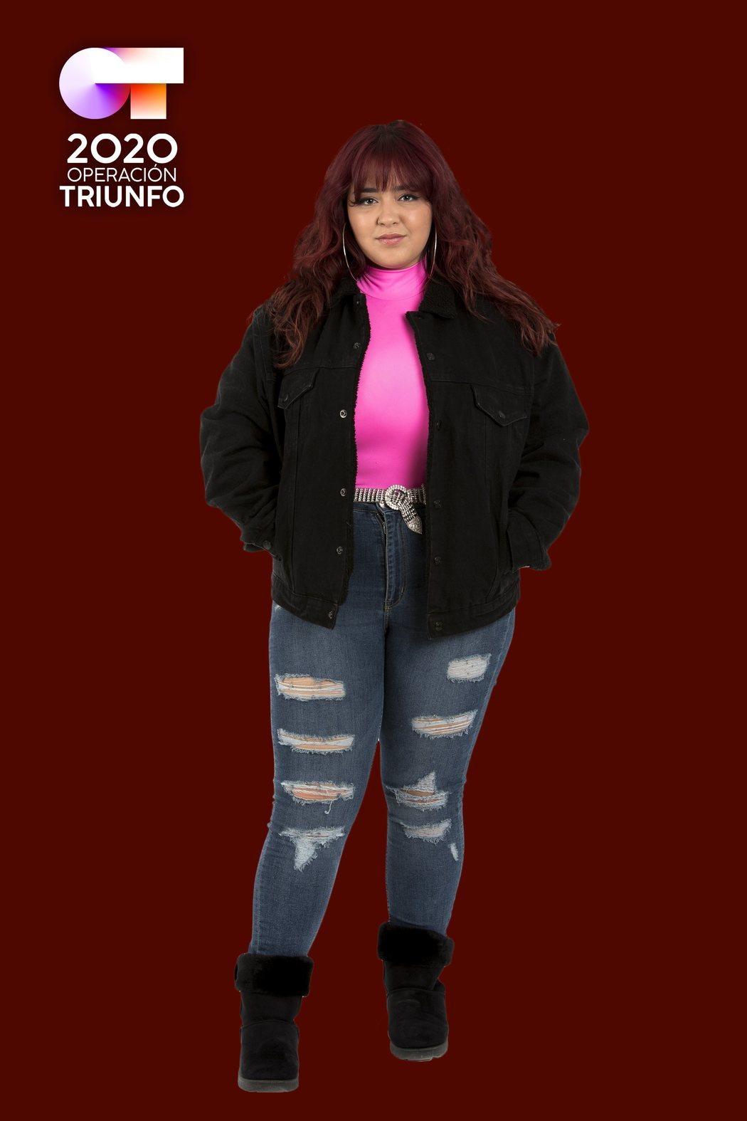 Posado de Ariadna Tortosa, concursante de 'OT 2020'