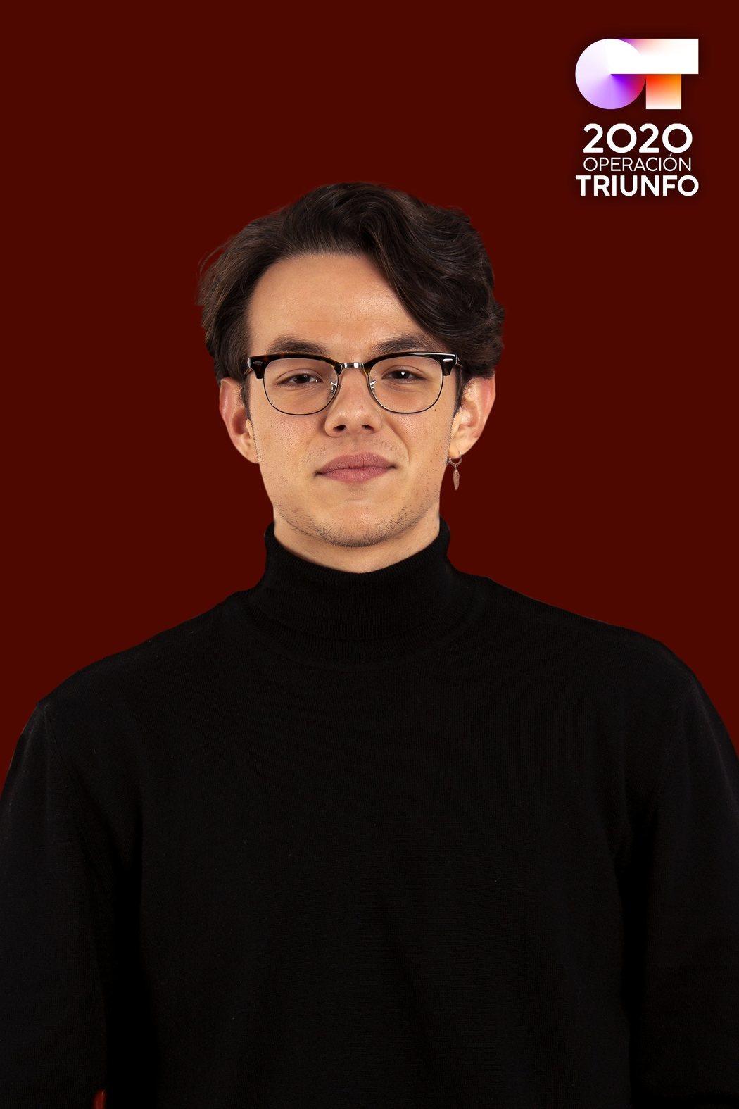 Flavio Fernández, concursante de 'OT 2020'