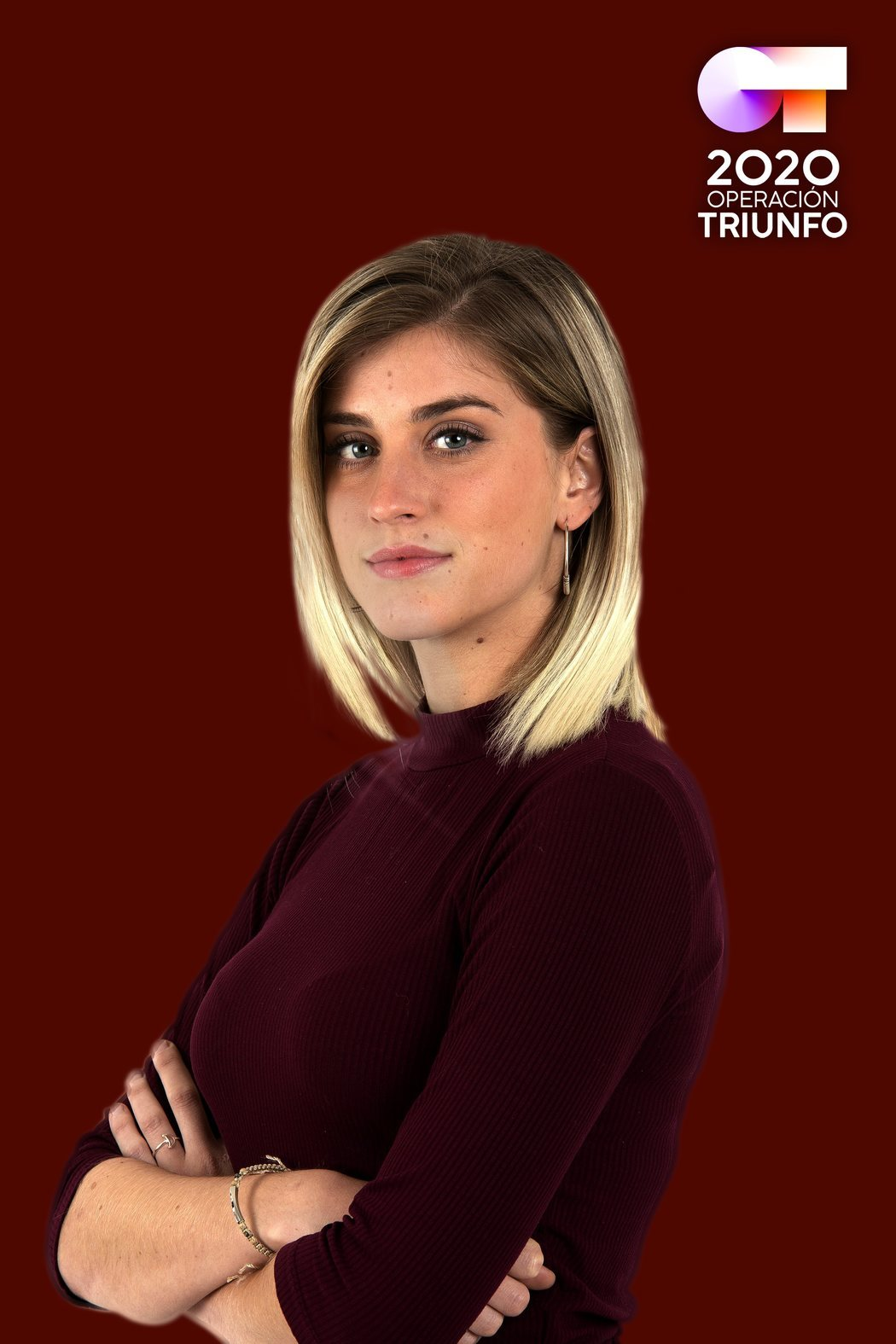 Samantha Gilabert, concursante de 'OT 2020'