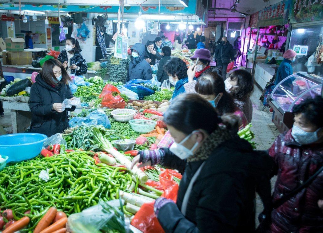 El foco del coronavirus 2019-nCoV estaría en el mercado de Wuhan