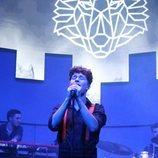 Raoul emocionó a toda la sala durante el último concierto del 3Tour