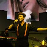 Raoul en el último concierto del 3Tour en Madrid