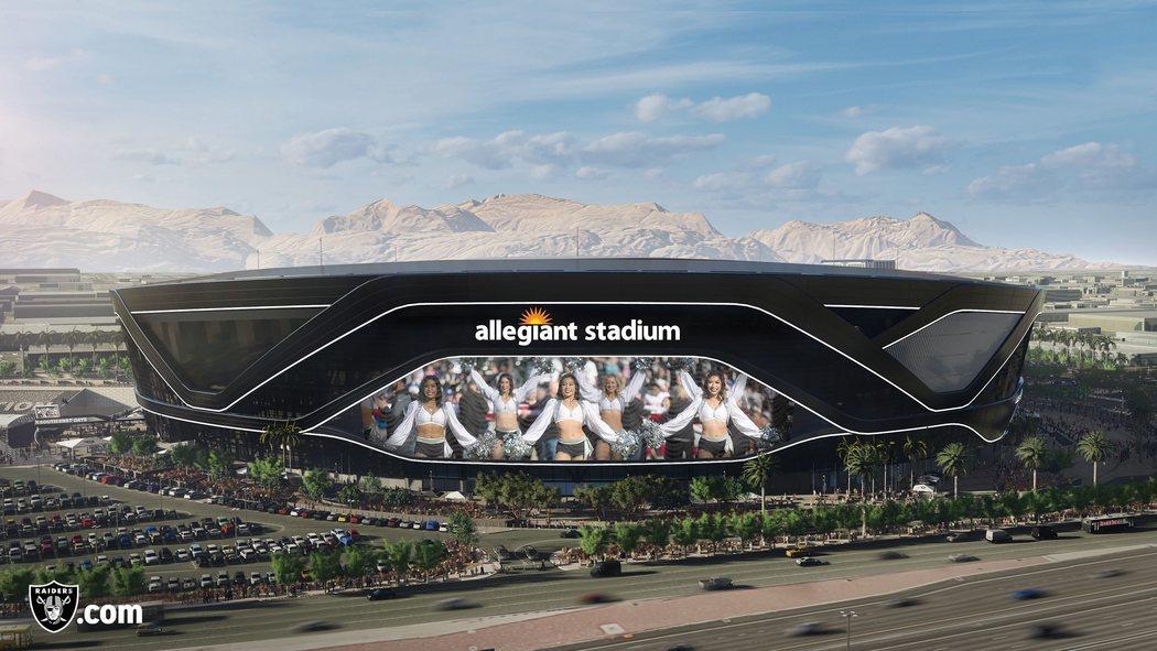 Estadio Allegiant de Las Vegas