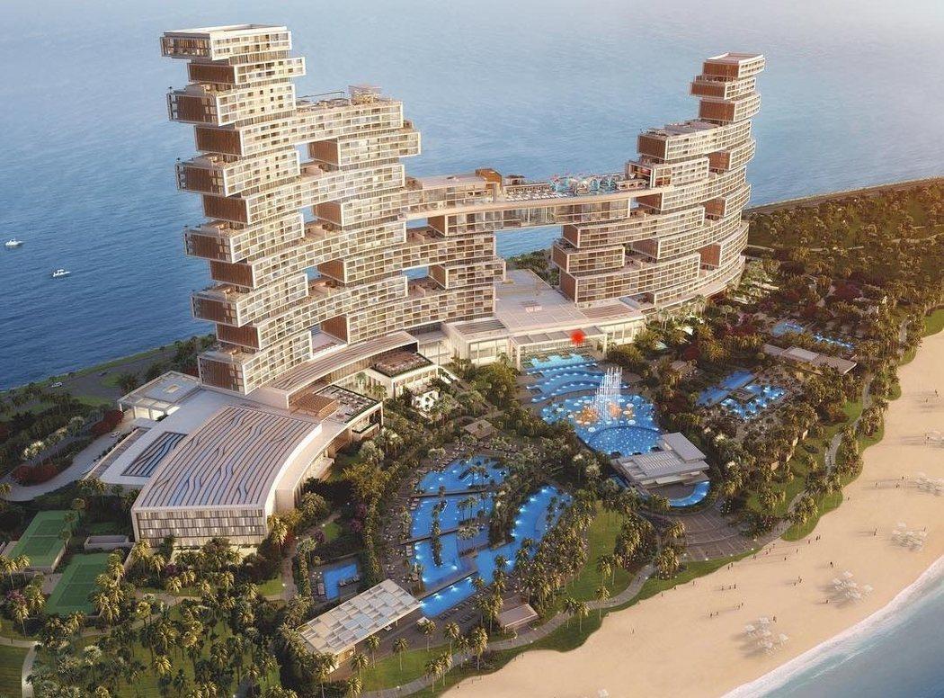 The Royal Atlantis Resort Dubai
