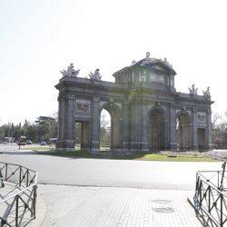 El coronavirus deja desiertas las ciudades españolas