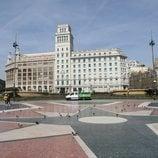Barcelona, vacía tras la alarma del coronavirus