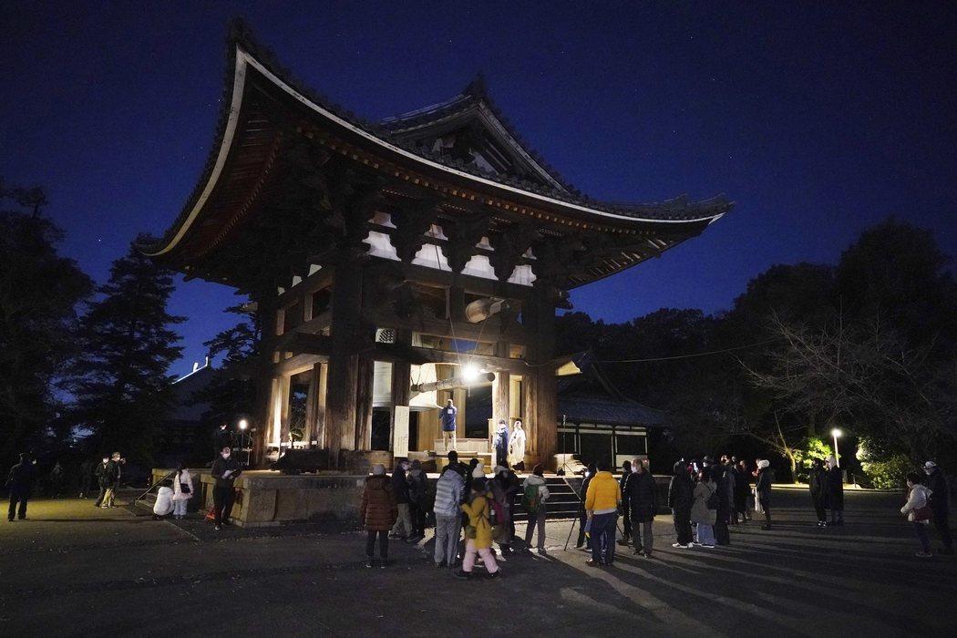 Japón reduce la asistencia a los templos en Nochevieja