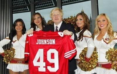 Boris Johnson y el circo de la política