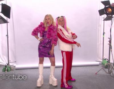 Kristen Bell y Ellen DeGeneres hacen el casting para ser las nuevas Spice Girls