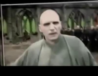 Escena eliminada de 'Harry Potter y Las Reliquias de la Muerte'