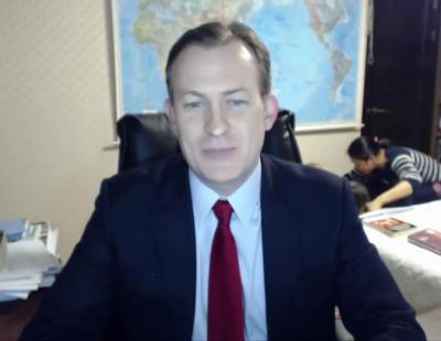 La hilarante interrupción de unos niños a su padre mientras era entrevistado por la BBC