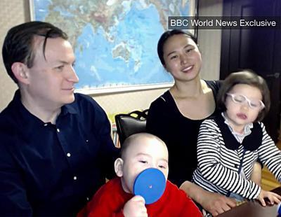 El profesor viral de la BBC explica todo lo ocurrido