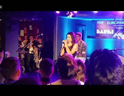 Barei versiona 'Heroes' de Måns Zelmerlöw (Eurovisión 2015)