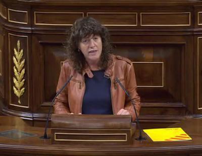 Una diputada de ERC asegura que la violencia de género acabará con una Cataluña independiente