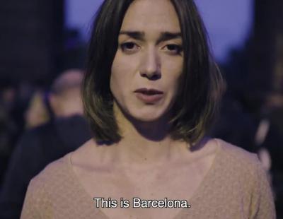 'Help Catalonia': el vídeo con el que el soberanismo quiere vender que España es una dictadura