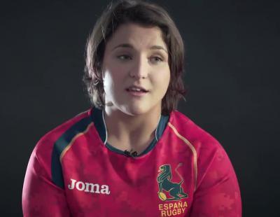 La selección femenina de rugby lucha contra los estereotipos machistas
