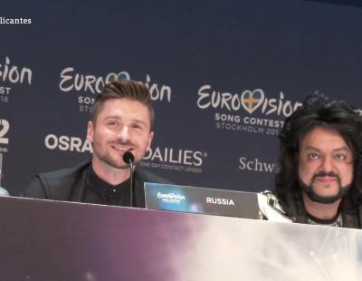 Sergey Lazarev (Eurovisión 2016) 'explica' la homofobia en Rusia