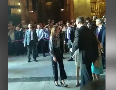 El enfrentamiento entre las reinas Letizia y Sofía desde otro ángulo