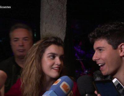Amaia y Alfred encaran Eurovisión con