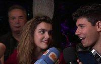"""Amaia y Alfred encaran Eurovisión con """"ganas, amor y pasión"""""""