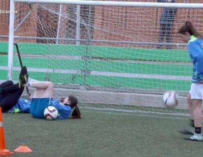 La reivindicación del fútbol femenino