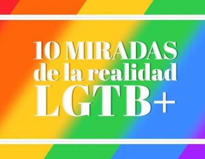 10 miradas de la realidad LGTBI